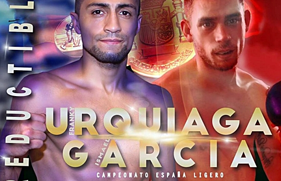 frank urquiaga vs ismael garcia