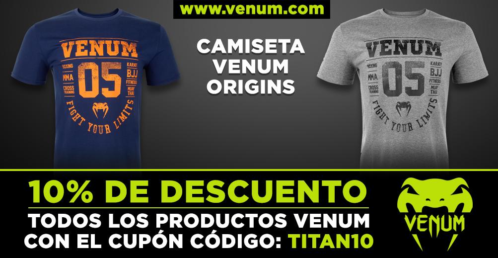 Camiseta Venum Origins