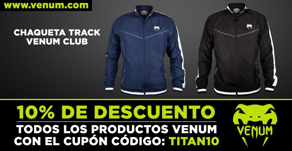 Chaqueta Track Venum Club