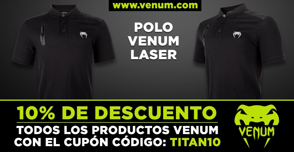 Polo Venum Laser