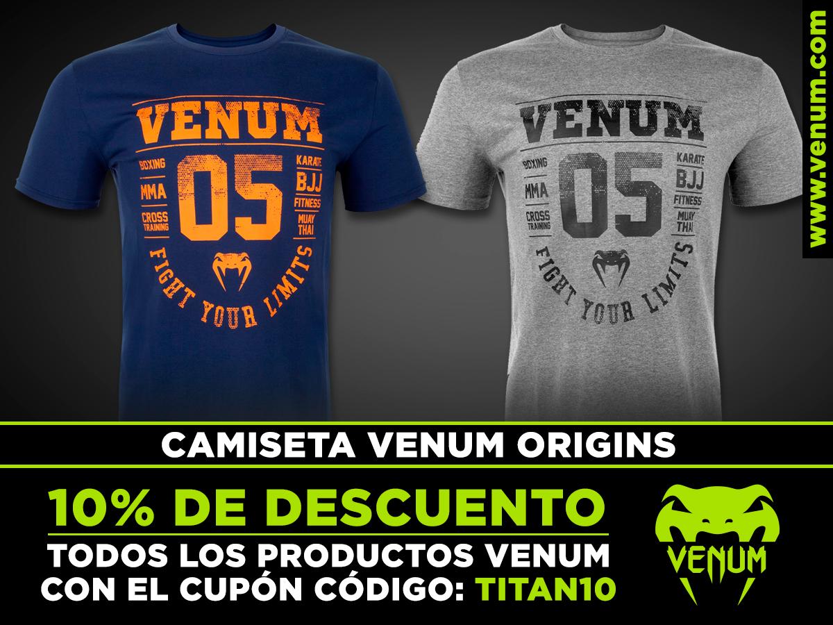CAMISETA VENUM ORIGINS_VENUM