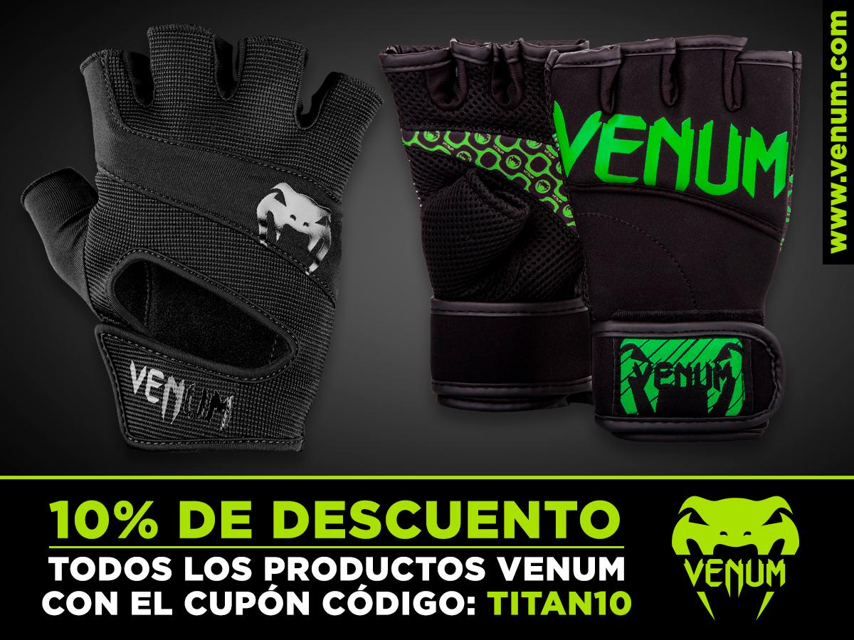 Venum, guantes de entrenamiento