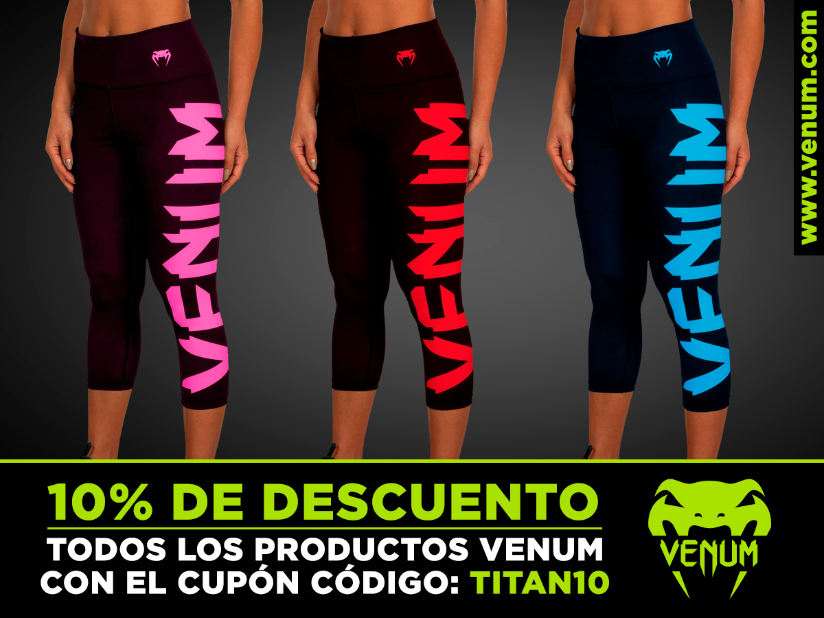 LEGGINGS-CROPS-VENUM-GIANT