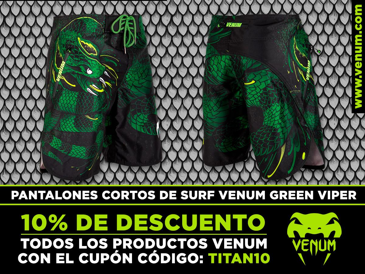 Pantalones cortos de surf Venum