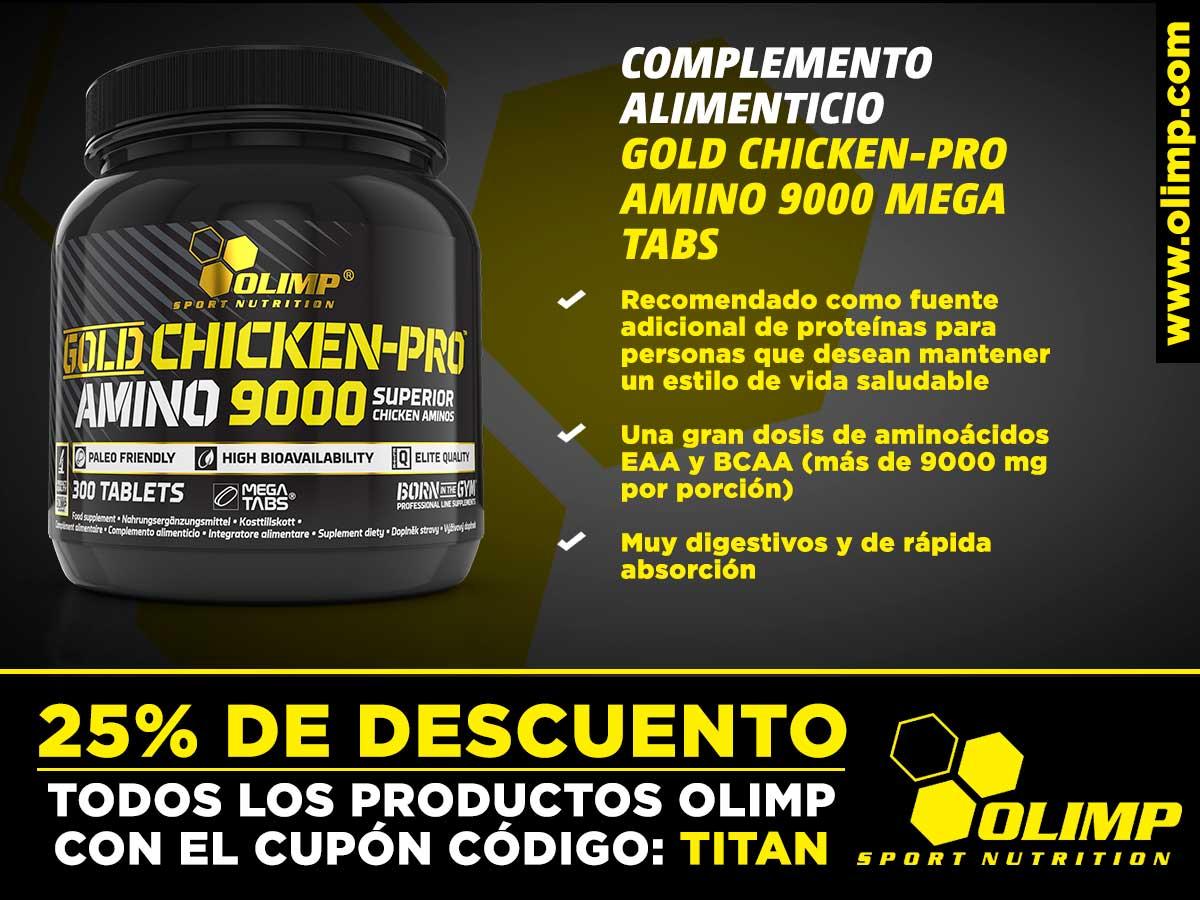 Chiken Pro de Olimp