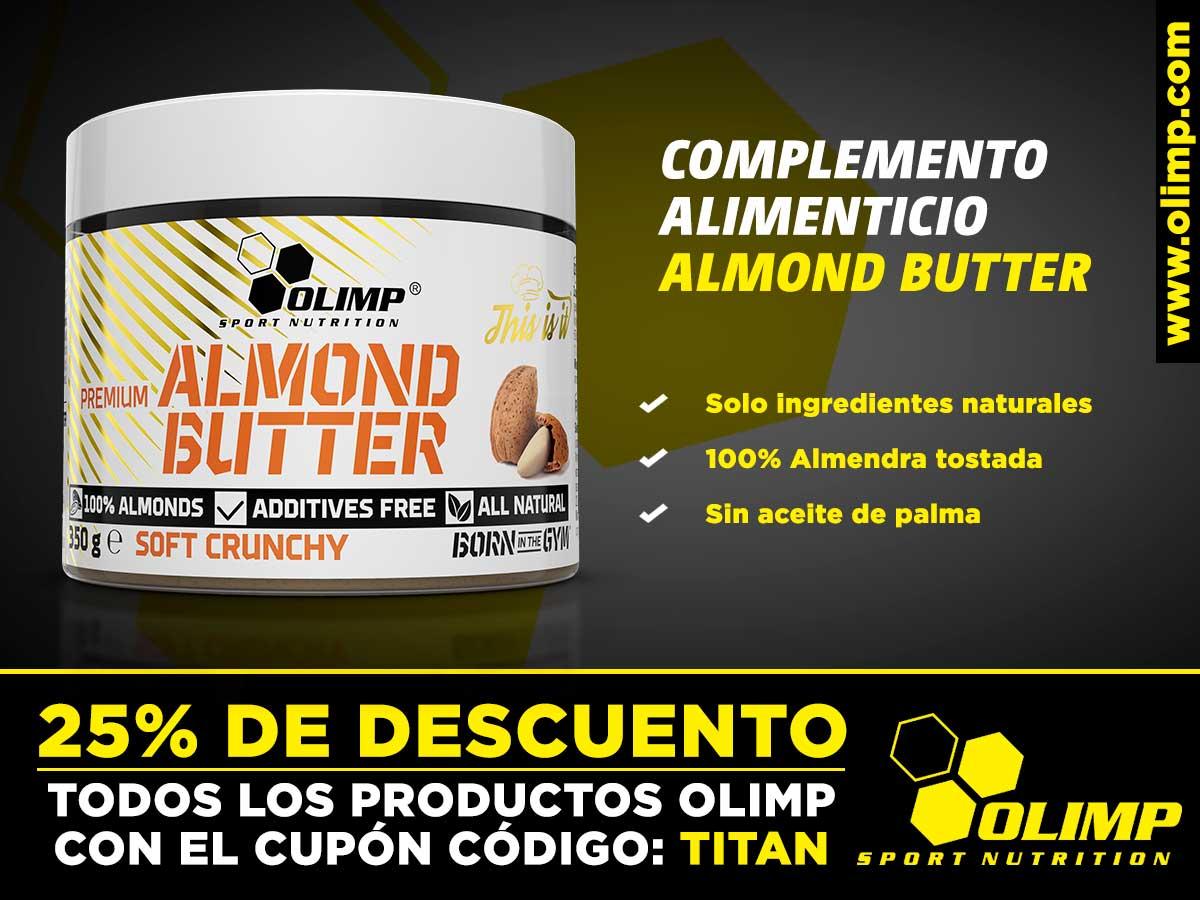 Complemento alimenticio Almod butter