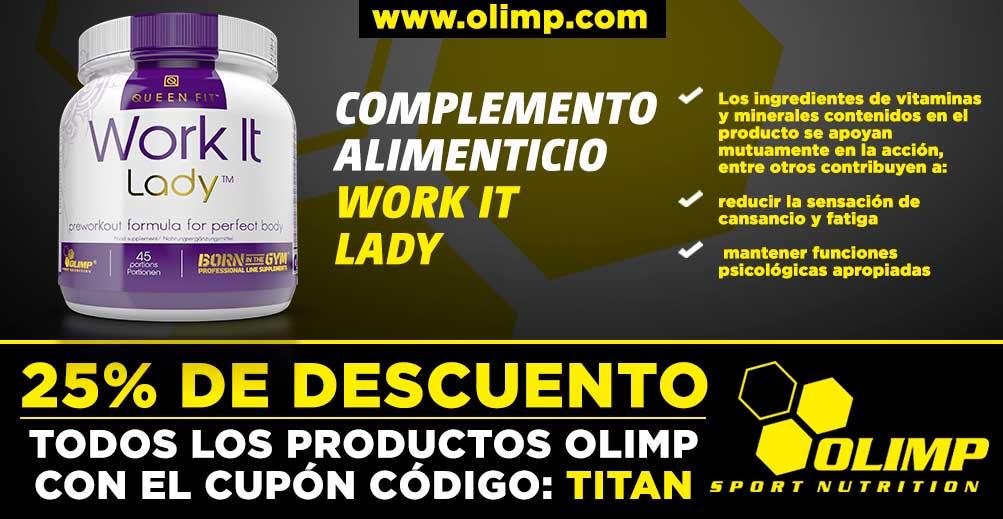 complemento alimenticio Olimp Sport Nutrition