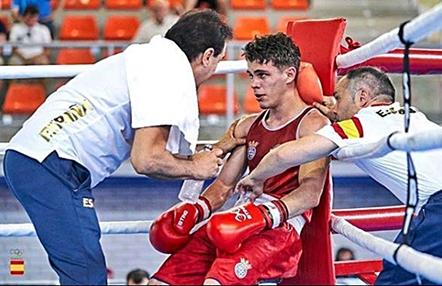 Boxeo olímpico: Gabriel Escobar habla de su clasificación para los JJ.OO. de Tokio