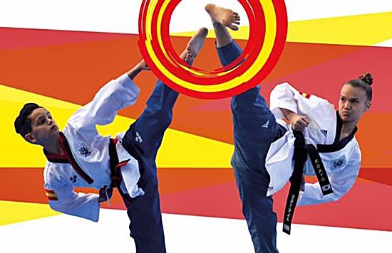 taekwondo cadete