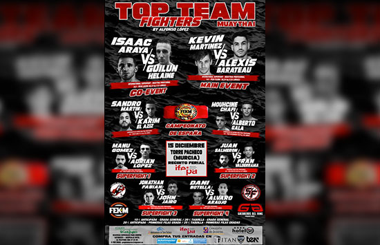 top-team fighters