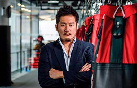 Chatri Sityodtong, CEO de Onechampionship, gana el cinturón púrpura de Renzo Gracie en BJJ