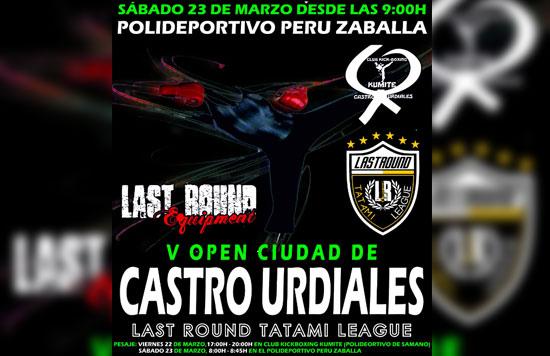 Open de Kick Boxing de Castro Urdiales