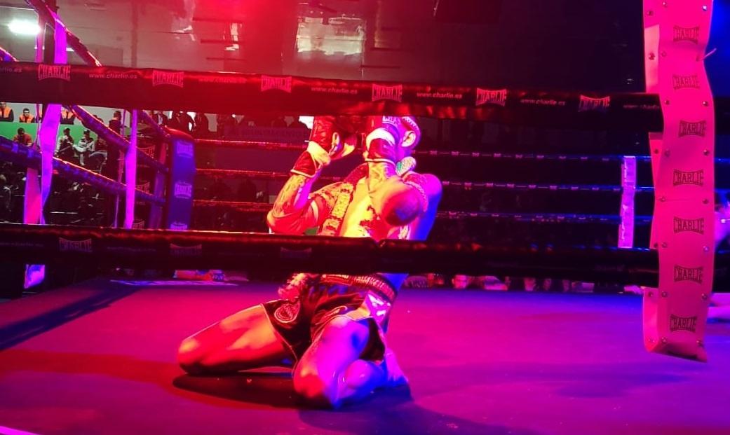 Noche mágica para el K1 y el Muay Thai en Navacerrada
