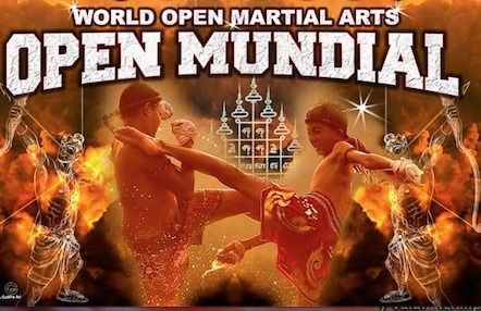 ¡El Open Internacional Amateur unificado de la WKA/FIMT arranca hoy!