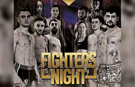 FIGHTERS NIGHT regresa esta tarde con un espectacular cartel desde Paracuellos del Jarama