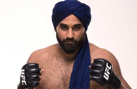 """Arjan Bhullar: """"UFC no pudo igualar la oferta de ONE Championship"""""""
