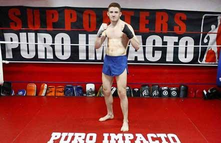 Genís Salas devuelve su cinturón de campeón de España porque consideró su victoria injusta