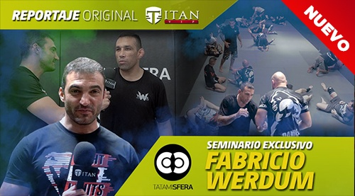 """<h6><span style=""""color: #ffffff"""">REPORTAJE SEMINARIO EXCLUSIVO <br>DE FABRICIO WERDUM <br><a href=""""https://www.titanvip.tv/reportajes-4/""""><span style=""""color: #808080""""><span style=""""color: #a97718"""">Por Abraham Redondo</span></span></a></span></h6><p style=""""text-align: center"""">[button type=""""transparent"""" shape=""""rounded"""" size=""""small"""" href=""""https://www.titanvip.tv/reportajes-4/"""" title=""""""""] VER EVENTO [/button]</p>"""