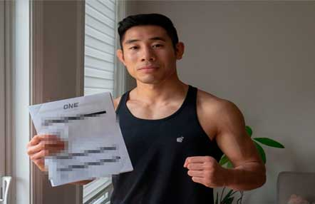 One Championship firma al popular YouTuber, Jeff Chan