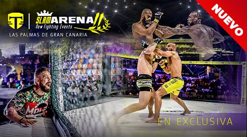 """<h6><a href=""""https://www.titanvip.tv/slam-arena-canarias-ii/""""><span style=""""color: #ffffff"""">SLAM ARENA 2 <br> <span style=""""color: #a97718"""">CANARIAS, ESPAÑA  27 de Octubre de 2018<br> <span style=""""color: #ffffff""""></span></span></span></span></span></a></h6><p style=""""text-align: center"""">[button type=""""transparent"""" shape=""""rounded"""" size=""""small"""" href=""""https://www.titanvip.tv/slam-arena-canarias-ii/"""" title=""""""""] VER EVENTO[/button]</p>"""