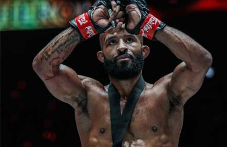 Demetrious Johnson se muestra feliz en ONE Championship