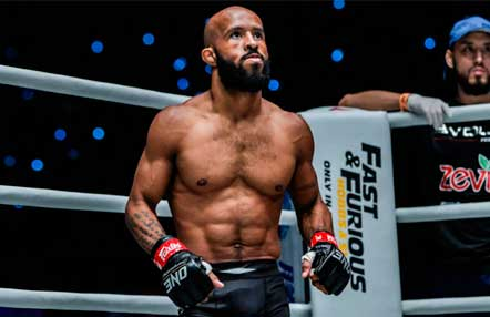 Demetrious Johnson niega conflicto de intereses de One Championship y Matt Hume