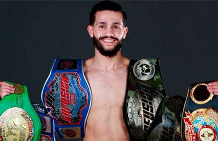 Dreams of Gold: Ilias Ennahachi, campeón mundial de Enfusion, quiere el cinturón de ONE
