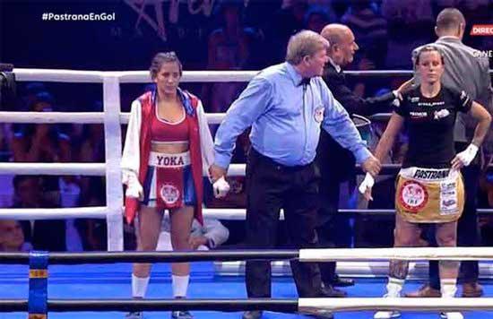 Joana Pastrana Pierde Su Corona Mundial De Boxeo Ante: Joana Pastrana Pierde A Los Puntos Su Título Mundial Ante