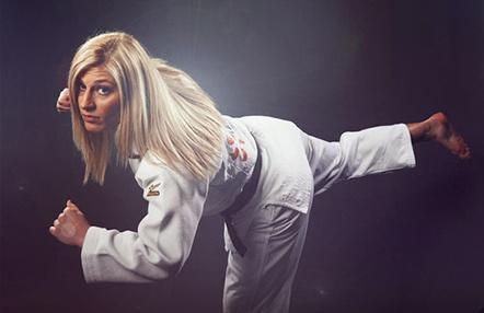 Llega la luchadora que marcará una época: Kayla Harrison