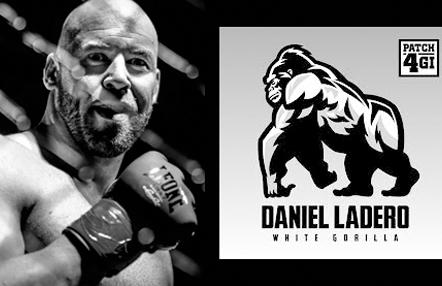 Daniel Ladero, el gorila blanco se consolida en las MMA