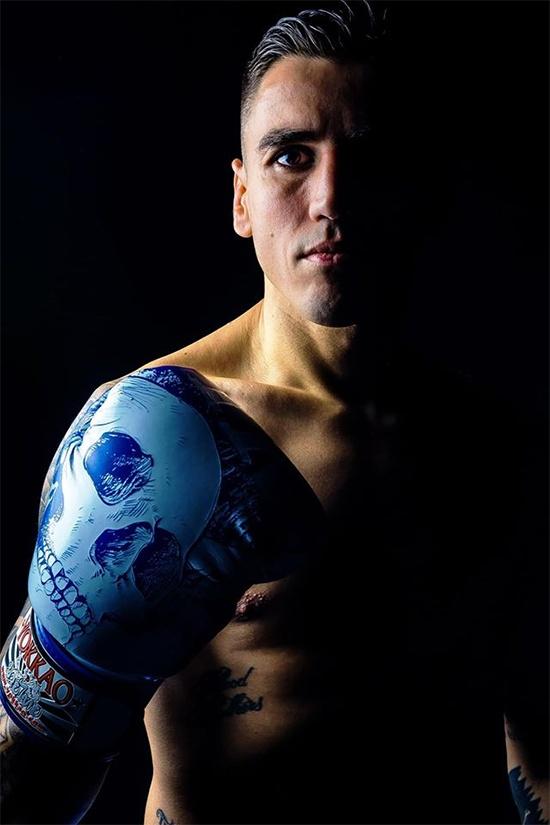 Jonathan Fabian, la esencia del luchador.