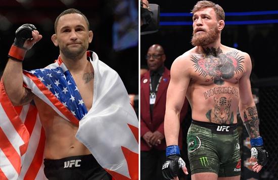 McGregor vs Frankie Edgar
