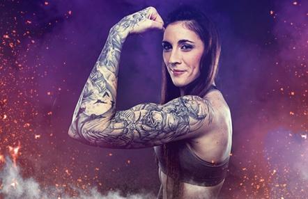 Megan Anderson se consolida en el peso pluma de UFC