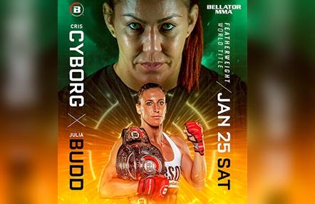 Por fin una rival para Julia Budd: Cris Cyborg