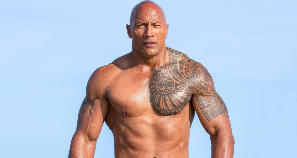 Dwayne Johnson dará vida al mítico luchador de UFC, Mark Kerr