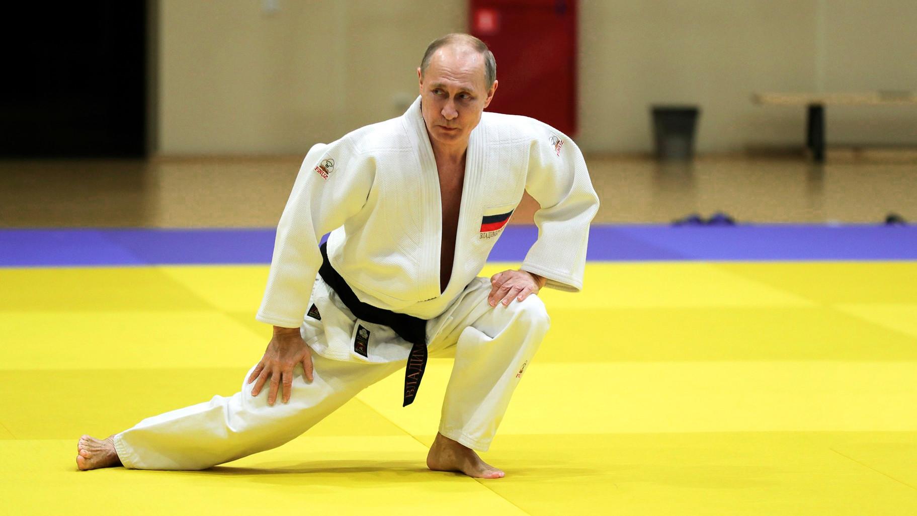 El Sambo quiere convertirse en deporte olímpico.