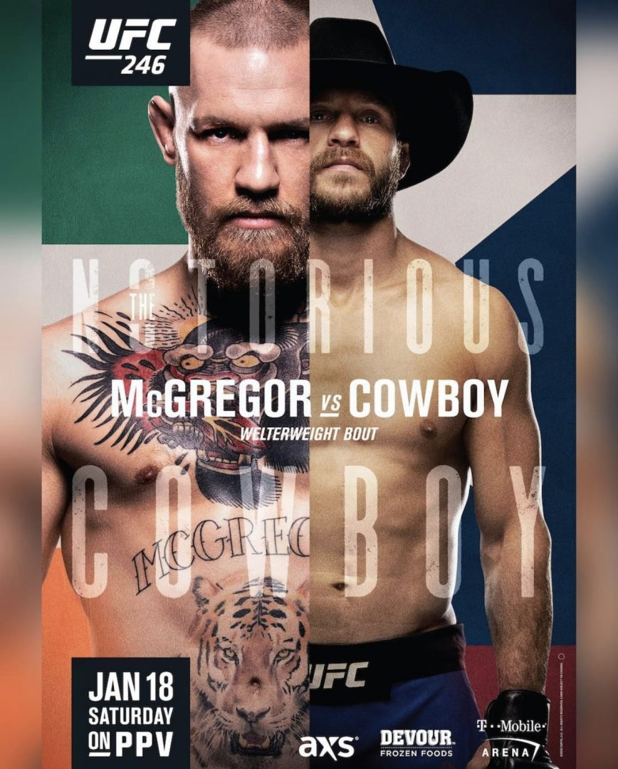 Conor McGregor VS Daniel Cerrone, vuelve the Notorious