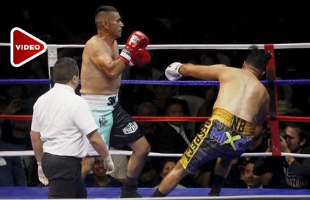 Del ayuntamiento al ring: el combate de boxeo entre dos alcaldes