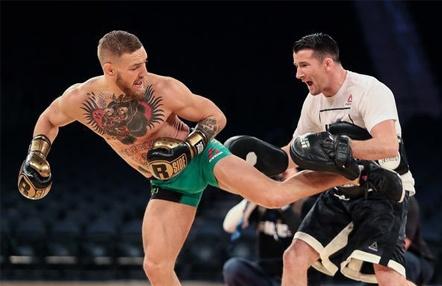 """""""Cuando McGregor está motivado, puede ganar a cualquiera"""""""