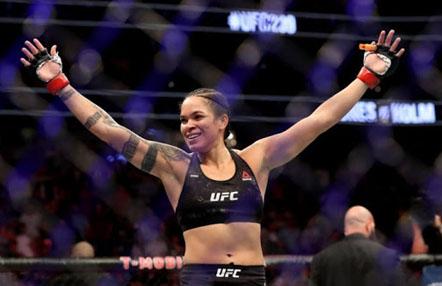 La UFC crea un ranking kilo por kilo solo para mujeres
