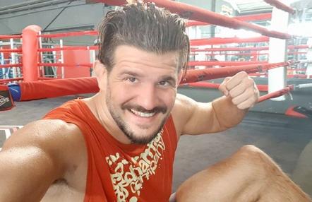 """Juan Espino """"El Guapo"""" quiere ser de los mejores en UFC"""
