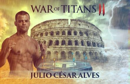 """Julio Cesar Alves 'Girino': """"Mi contrincante es un luchador agresivo, un striker"""""""