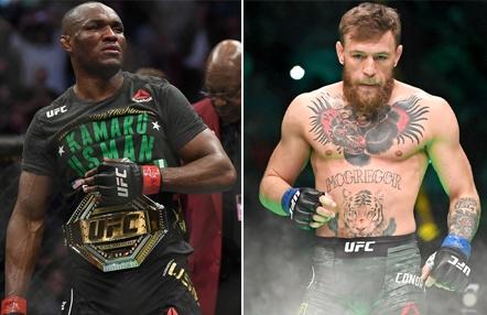 La lista de rivales para Usman: ¿McGregor, uno de ellos?
