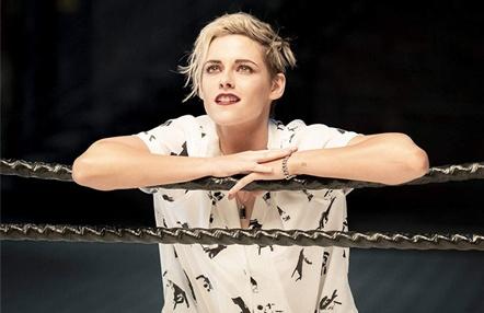 Kirsten Stewart, amante del boxeo, kickboxing y kárate