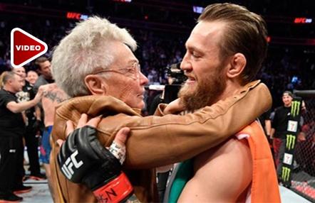 El 'nuevo' McGregor: Su lado más tierno