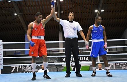 Emmanuel Reyes Pla y Gabriel Escobar, dos medallas de plata en el torneo de boxeo Strandja