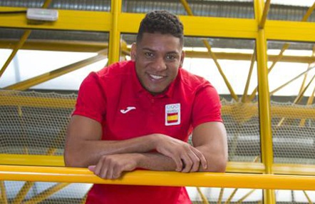 Emmanuel Reyes Pla pelea por España en Strandja