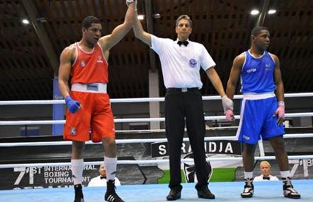 Reyes Pla luce su reciente nacionalidad española con una victoria en Strandja