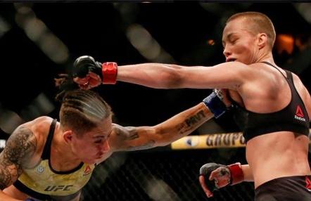 Namajunas y Andrade tendrán revancha en UFC 249
