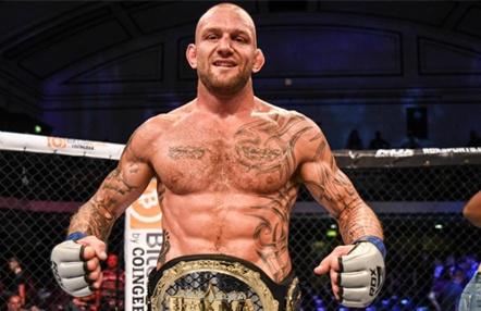 Descubre cómo pierden peso los luchadores de MMA